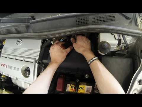 How to Clean a MAF Sensor - Mass Air Flow Cleaning HD
