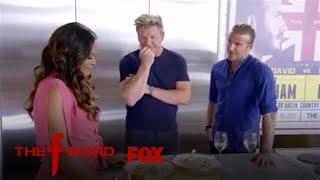 David Beckham & Gordon Ramsay Have A Cook-off | Season 1 Ep. 11 | THE F WORD