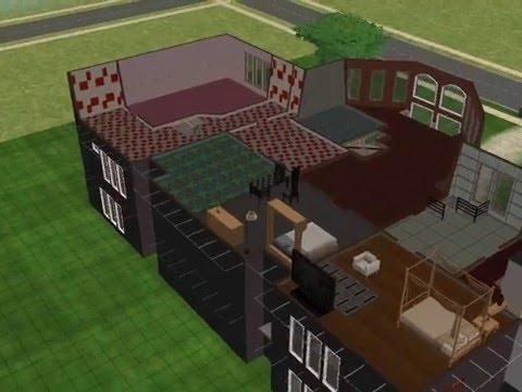 Built an Apartment Building Sims 2 Apartment Life