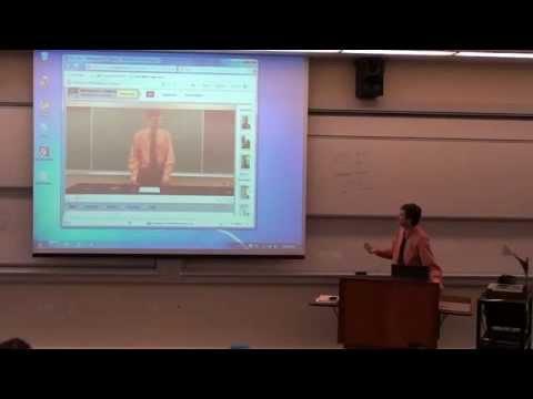 Amazing Fun Presentation in Lecture