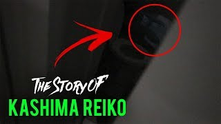 (SCARY GIRL NO LEGS) THE STORY OF KASHIMA REIKO AT 3 AM... SHE CAME IN PERSON!!