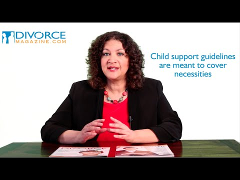 Child Support Overview (Canada)