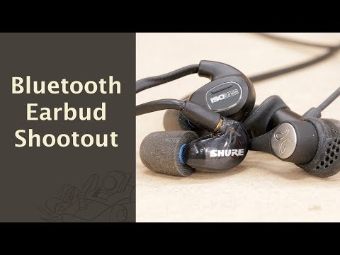 Bluetooth Earbud Shootout - Plus Giveaway!