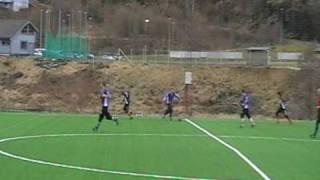 3-0 I Det 87. Minutt Ved Jens Robert Hope
