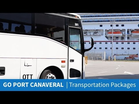 Port Canaveral Cruise Transportation | Go Port Canaveral