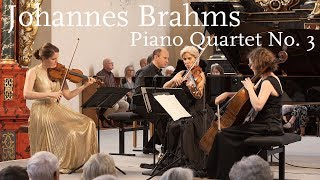 Johannes Brahms: Piano Quartet No. 3 in C minor, Op. 60