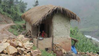 Simply The Best Nepali Mountain Village Life     IamSuman