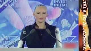When algorithms discriminate: Robotics, AI and ethics - Talk to Al Jazeera
