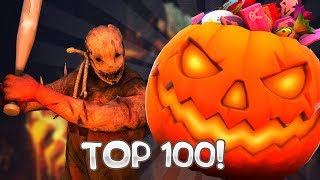 TOP 100 FUNNIEST MOMENTS IN DEAD BY DAYLIGHT #2!