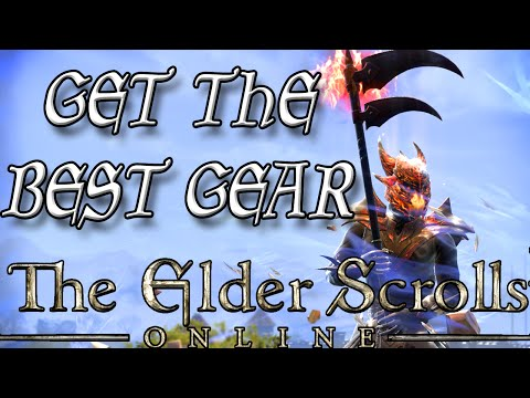 Get the BEST Weapons and Armor in ESO (Elder Scrolls Online tips for PC, PS4, and XB1)
