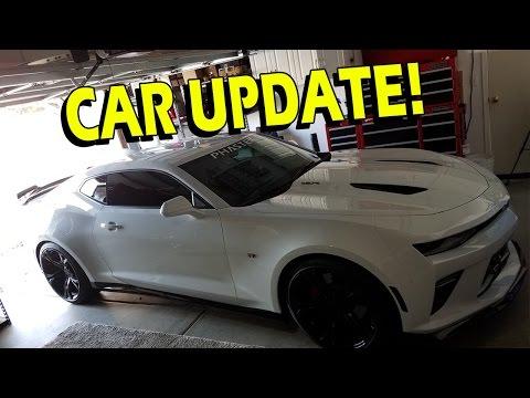 2016 Camaro SS Build Update (Cam, Headers, E85 Flex Fuel, Custom CMS Tune) - December 2016!