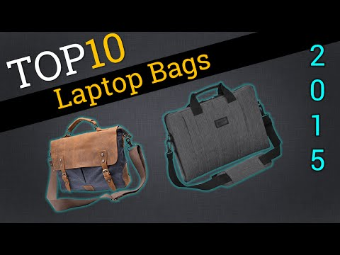Top 10 Laptop Bags 2015 | Review The Best Laptop Bags
