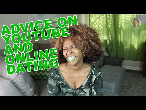 Advice on YouTube and Online Dating - GloZell