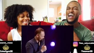 Bill Burr- Some People Need Lotion! (Th&Ce Reaction)