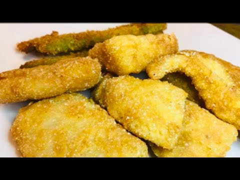 AMERICAN SOUTHERN FRIED FISH recipe