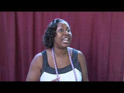 Hear From Our Grads: Angel Hall, BSN '16