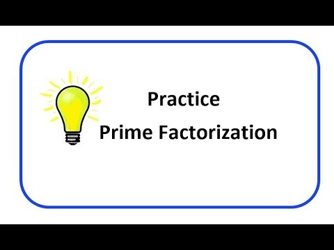 Find the prime factorization of 112 - Youtube