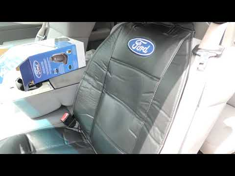 Ford F150 - Leather Seat Cover