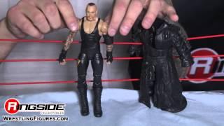 WWE FIGURE INSIDER: Undertaker - WWE Elite 27 WWE Toy Wrestling Action Figure from Mattel