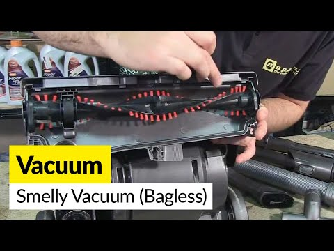 How to fix a smelly vacuum - Bagless
