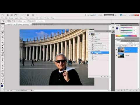 Adobe Photoshop CS5: Using Layer Masks