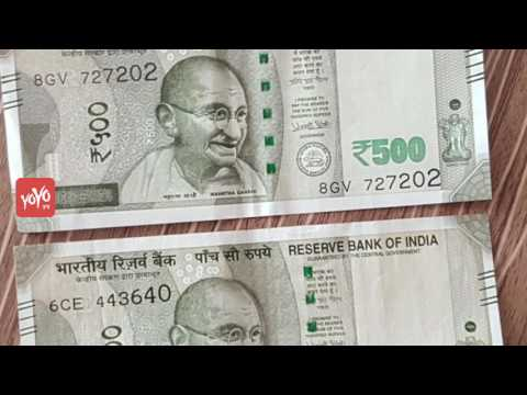 Fake Rs 500 Note | How to Recognise Original vs Counterfeit Currency Notes |  YOYO TV Channel