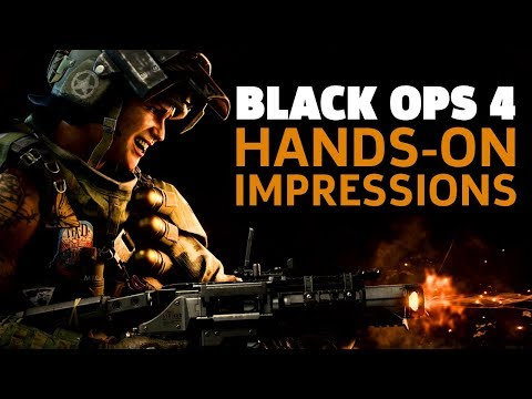 Call Of Duty: Black Ops 4 Gambles With A Nostalgic Mashup bo4 cod black ops 4 multiplayer