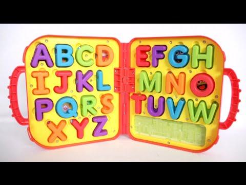 Playskool Sesame Street Elmo's On the Go Letters from Hasbro