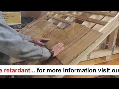 CEDAR SHINGLES AN INTRODUCTION WITH PHIL LLOYD FOR VINCENT TIMBER LIMITED.