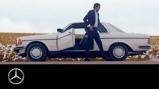 "Mercedes-Benz 230 CE in: ""La Villa"" | A Homage to Festival Hyères | Villa Noailles"