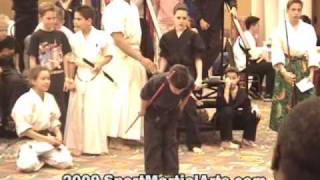 Taylor Lautner | 2002 AKA Grand Nationals | Musical Weapons