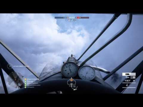 Battlefield 1 - Tank Hunter Attack Plane v Planes 2