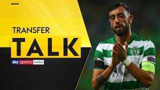 Is Bruno Fernandes the solution to Manchester United's problems?   With Flex Utd   Transfer Talk