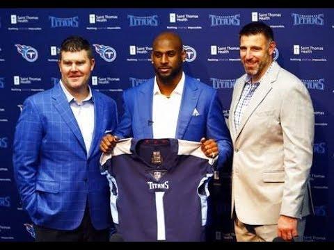 Tennessee Titans 2018 NFL Draft Recap