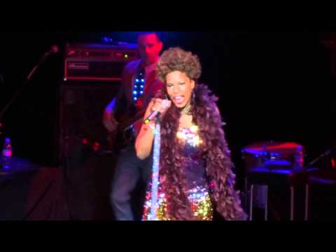 Macy Gray Why Didn't You Call Me Live Guadalajara Mexico 2014