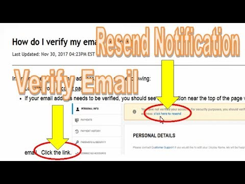 How to Verify Your Email Address with Your Epic Games Account [Receive Email Notification]