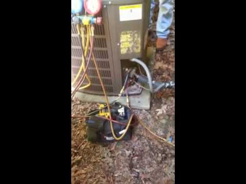 Air Conditioning not cooling , not blowing cold ? easy Fix condesate problem