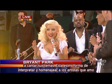 Christina Aguilera - Especial