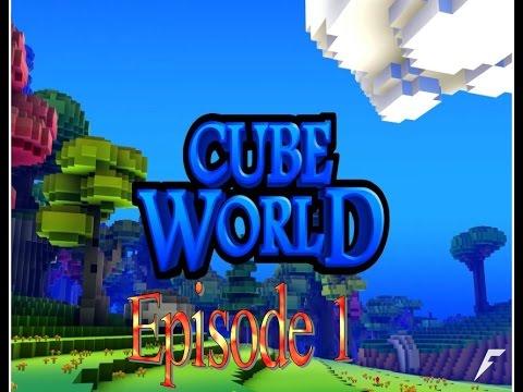 Episode 1 de cube world