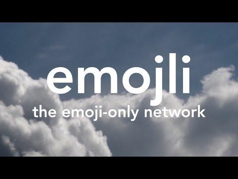 Emojli: the emoji-only network.