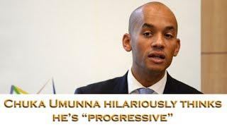 Chuka Umunna hilariously thinks he