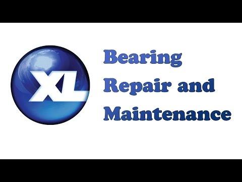 XLerator Bearing Maintenance