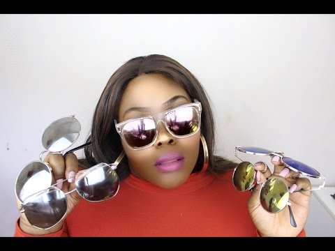 My Sunglasses Collection - SUMMER, SHADES, SUN (Haul)