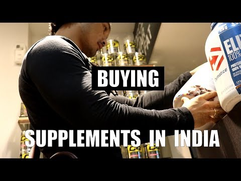 [VLOG] Are Supplements in INDIA Fake (नकली सप्लीमेंट्स)? ONLINE TRAINING INFO