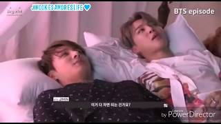 Jikook/Kookmin BTS run EP 53 and Behind the scene