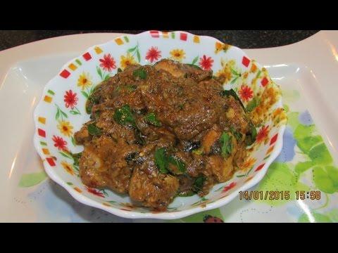 Chicken Recipe - Pepper Chicken Gravy in Tamil