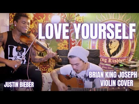 Justin Bieber - Love Yourself - Violin Cover (Bob Marley Rendition)