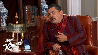 Commercial for The Google Assistant with Guillermo
