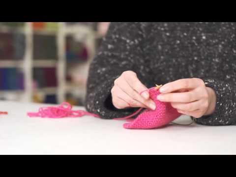 Using Circular Needles as Straight Needles