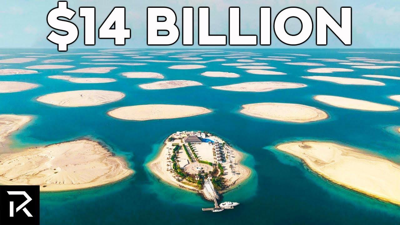 Why Dubai Has $14 Billion Empty Man-Made Islands